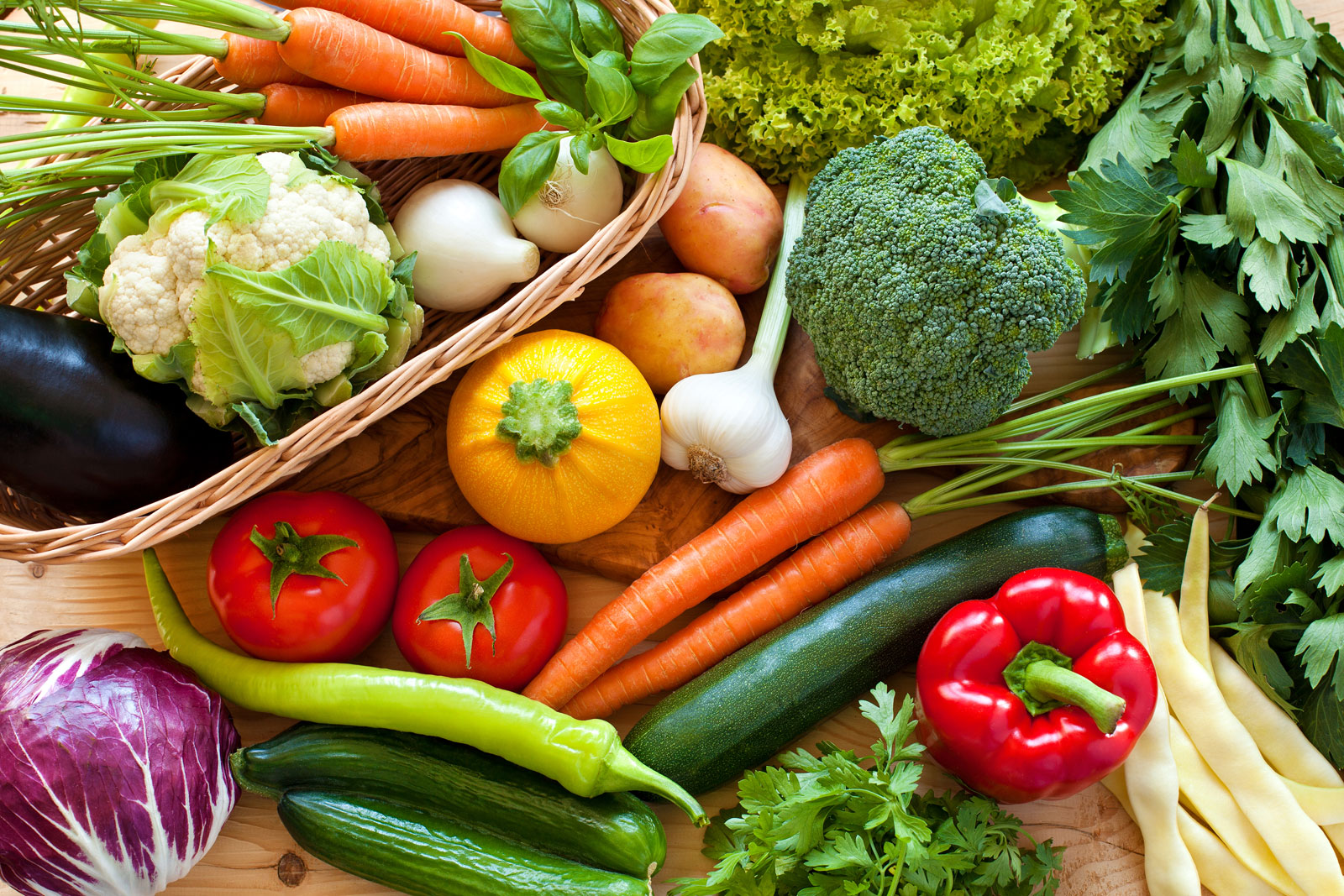 How to add fresh fruit & veg to a lockdown diet.